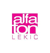 alfa ton lekić crna gora logo