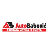 auto babović podgorica logo