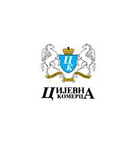cijevna komerc podgorica logo