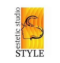estetic studio style logo
