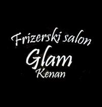 frizerski salon glam kenan logo