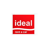 ideal rent a car podgorica logo