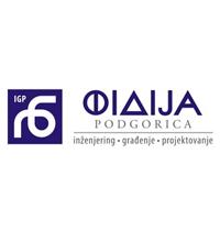 igp fidija podgorica crna gora logo