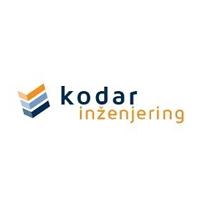 kodar inženjering podgorica logo