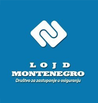 lojd montenegro podgorica logog