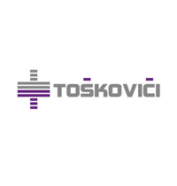 toškovići podgorica logo