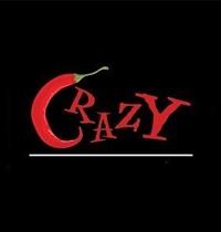 crazy fast food podgorica logo