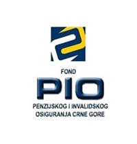fond pio crna gora logo