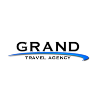 grand travel agency podgorica logo