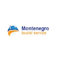 montenegro tourist service logo