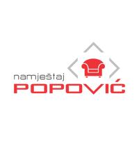 namještaj popović crna gora logo