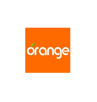 orange boutique podgorica logo