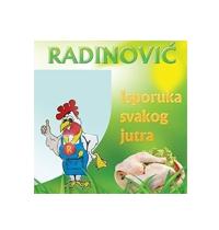 domaća piletina radinović logo