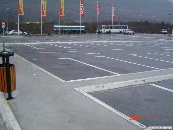 fer eton parking art beton podgorica