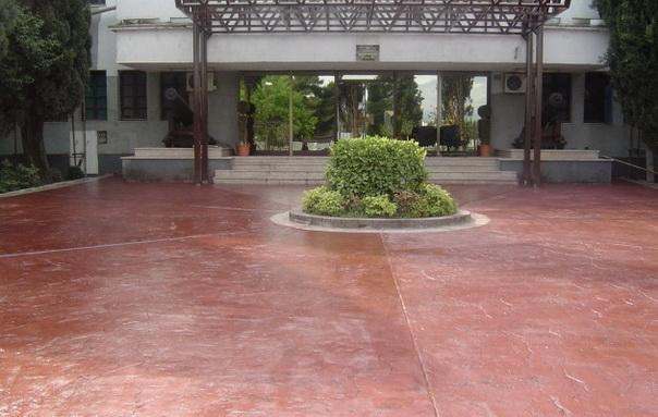 štampani beton podgorica art beton montenegro