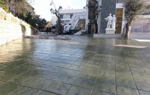 štampani beton crna gora art beton