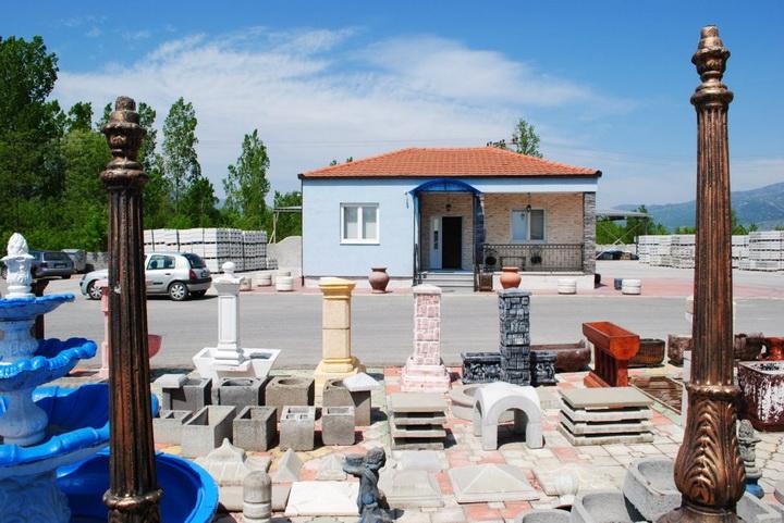betonska galanterija crna gora art beton podgorica