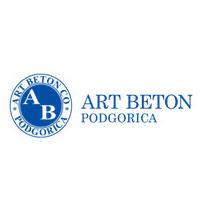 art beton podgorica logo