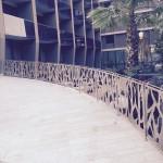 ukrasne ograde Hotel Palmon Bay baldo company