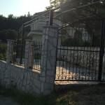 kovane ograde herceg novi baldo company crna gora