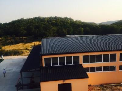 baldo company crna gora hala za proizvodnju