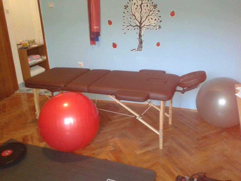 fizioterapeutske usluge herceg novi masažni sto