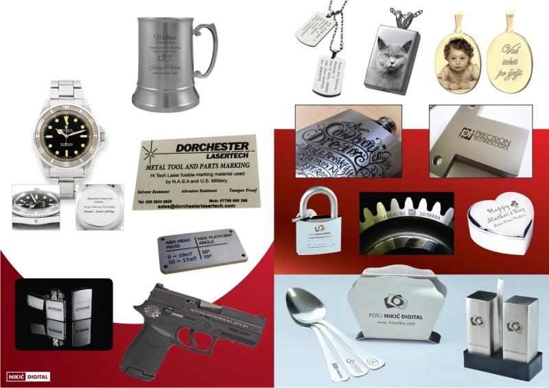 foto nikić digital crna gora markiranje metala
