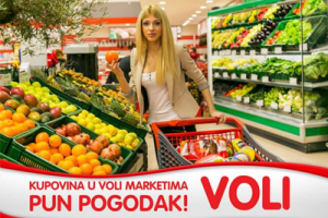 voli market crna gora djevojka