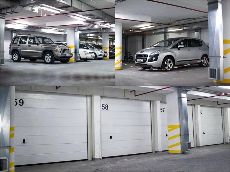 rentiranje garažnog prostora podgorica pg garage