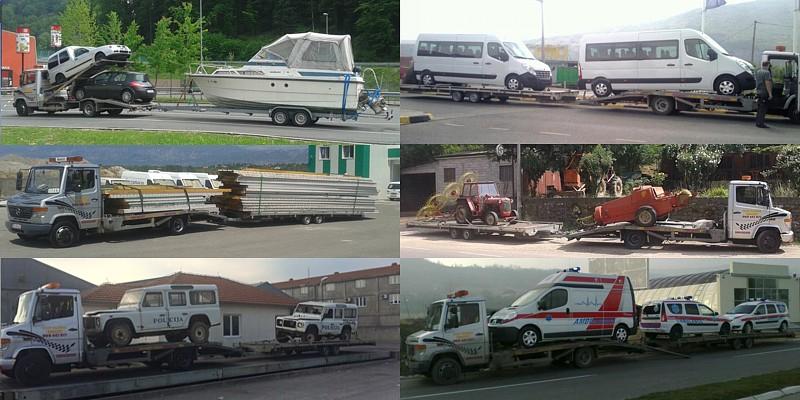 šlep služba kalezić crna gora čamac