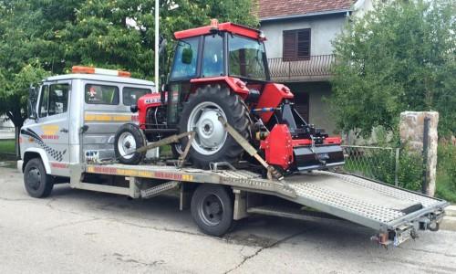 šlep služba kalezić crna gora traktor