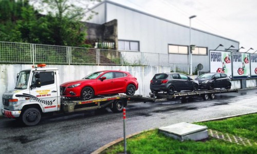 šlep služba kalezić montenegro cars