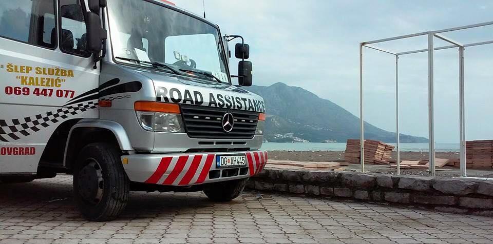 šlep služba kalezić montenegro