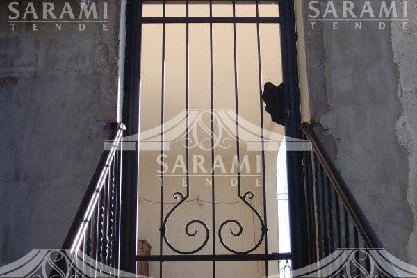 kovana vrata sarami tende crna gora