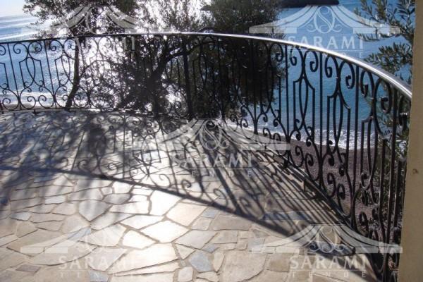 ograde od kovanog gvožđa sarami tende crna gora
