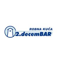 2. decembar bar crna gora logo