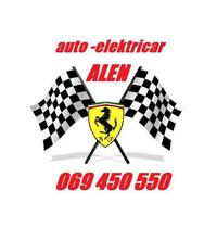 auto električar alen podgorica logo