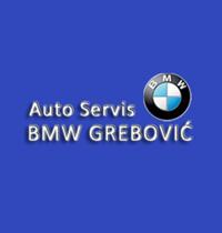 auto servis bmw grebović podgorica logo