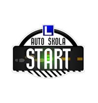 auto škola start podgorica logo
