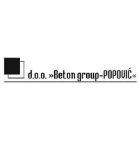 beton group popović crna gora logo