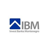 invest banka montenegro logo