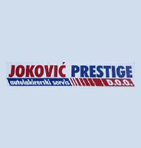 joković prestige autolakirer crna gora logo