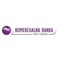 komercijalna banka podgorica logo