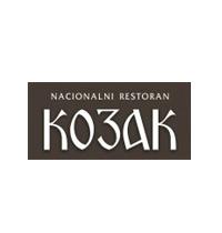 restoran kozak crna gora logo