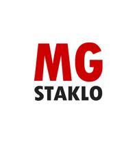 mg staklo podgorica logo