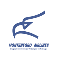 montenegro airlines logo