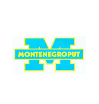 montenegroput crna gora logo