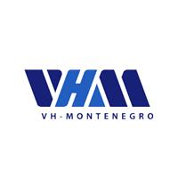 vh montenegro crna gora logo