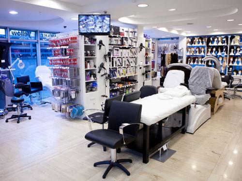alfa ton lekić kozmetika oprema za kozmetičke salone
