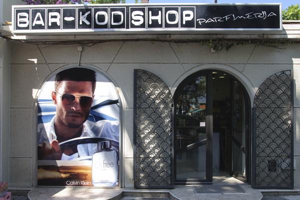 bar kod shop parfimerija crna gora